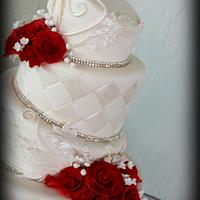 Topsy Elegance by Sandrascakes