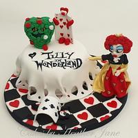 Tilly in Wonderland