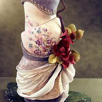 Zuhair Murad, Jewel of the Middle East - cake