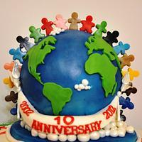 Celebrating Diversity by Bobie MT