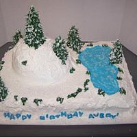 Winter Wonderland Birthday
