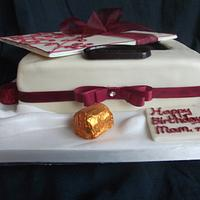 Box of Thorntons Chocolates