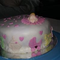 Cake, Baby Shower by leonie