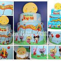 Kai-Lan Cake