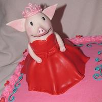 It's an Olivia birthday!  by Tiffany Palmer