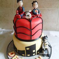 superhero boys x