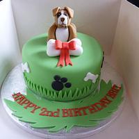 Doggie Birthday! by Sharon Todd