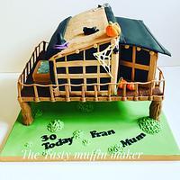 30th Birthday forest lodge