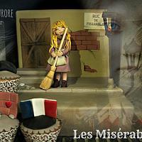 Les Miserables by La Belle Aurore