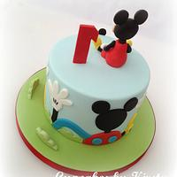 Mickey Mouse Clubhouse  by Kirsty