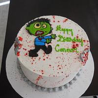 Zombie Themed by Pixie Dust Cake Designs