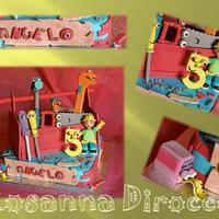 Angelo's cake!