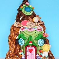 """HANSEL & GRETEL for """"Bake a Christmas Wish"""""""