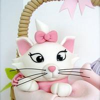 Minou Cake - Aristocats