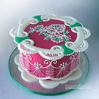 Mother's Day Cake by ccmanveer