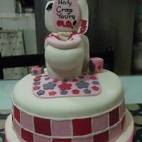 loo cake