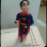 Cake Topper Superman