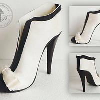 Sugar High Heel Shoe Chanel