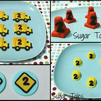 Construction Zone by Sugar Tales