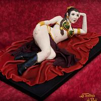 Princess Leia · Cakeflix collaboration