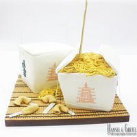 Noodle Cake