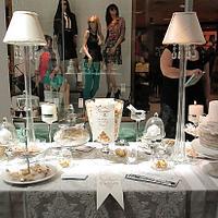 Ruffled Wedding Cakes by Robyn