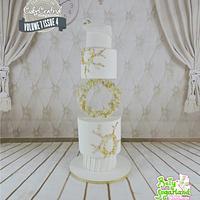 Tony Ward inspired cake - Cake Central Magazine