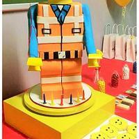 3D Emmett - Lego