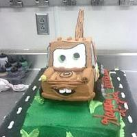 tow mater, all bettercreme icing