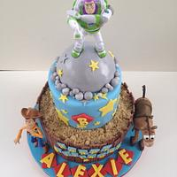 Toy Story Cake by BAKED
