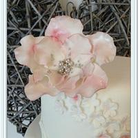 My First Wedding Cake by Giorgia Goso