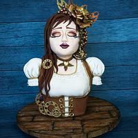 Dreamy...steampunk girl
