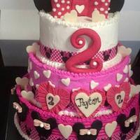 Minnie Birthday