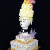 Cake wig 700