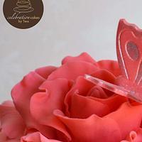 Pink Love Affair by Maria