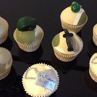 Commando Cupcakes by Steph Walters