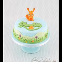 Moshi Monster - Katsuma Cake