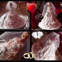 Wedding cake by helka balgova