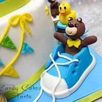 bear in the Shoe :)