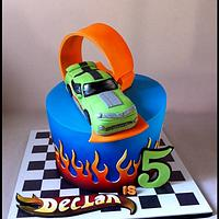 Hot Wheels Birthday!