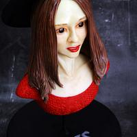 Violet Bust - Americake Horror Story Collaboration