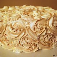 New Year's Eve Cake! by Loren Ebert
