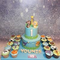 Baby animals by Arty Cakes