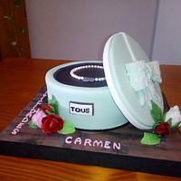 TOUS BRACELET CAKE by CARMEN