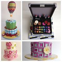 Irina - Ennas' Cake Design