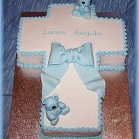 Lucas Angelo by Sandra's cakes