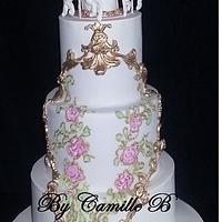 Versaille Cake