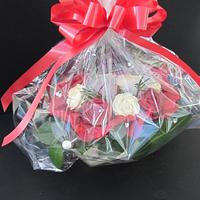Cupcake Bouquets by Cakexstacy