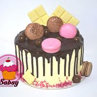 little drip cake