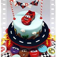 """""""Cars"""" Lightning McQueen!"""